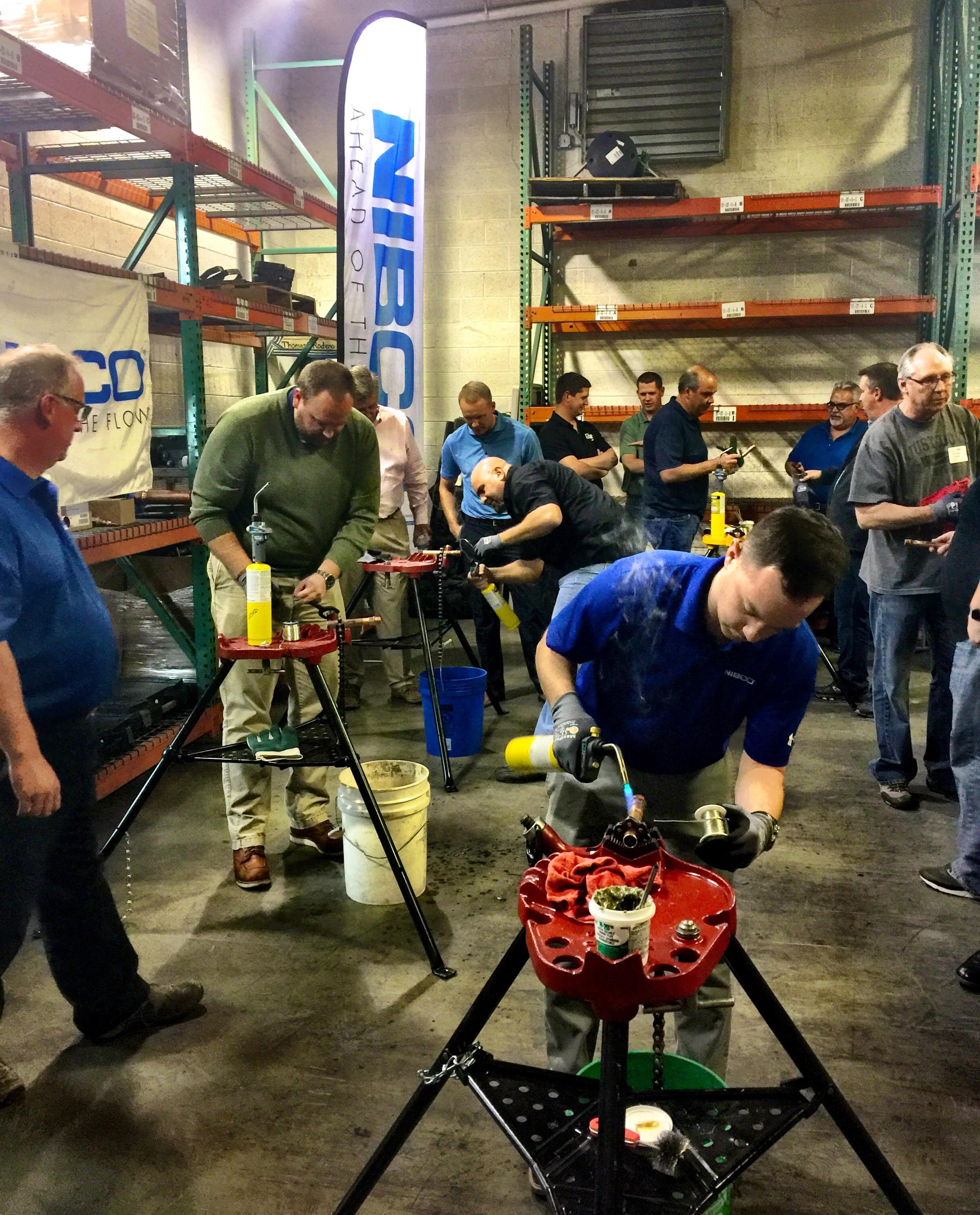 Plumbing Training NIBCO