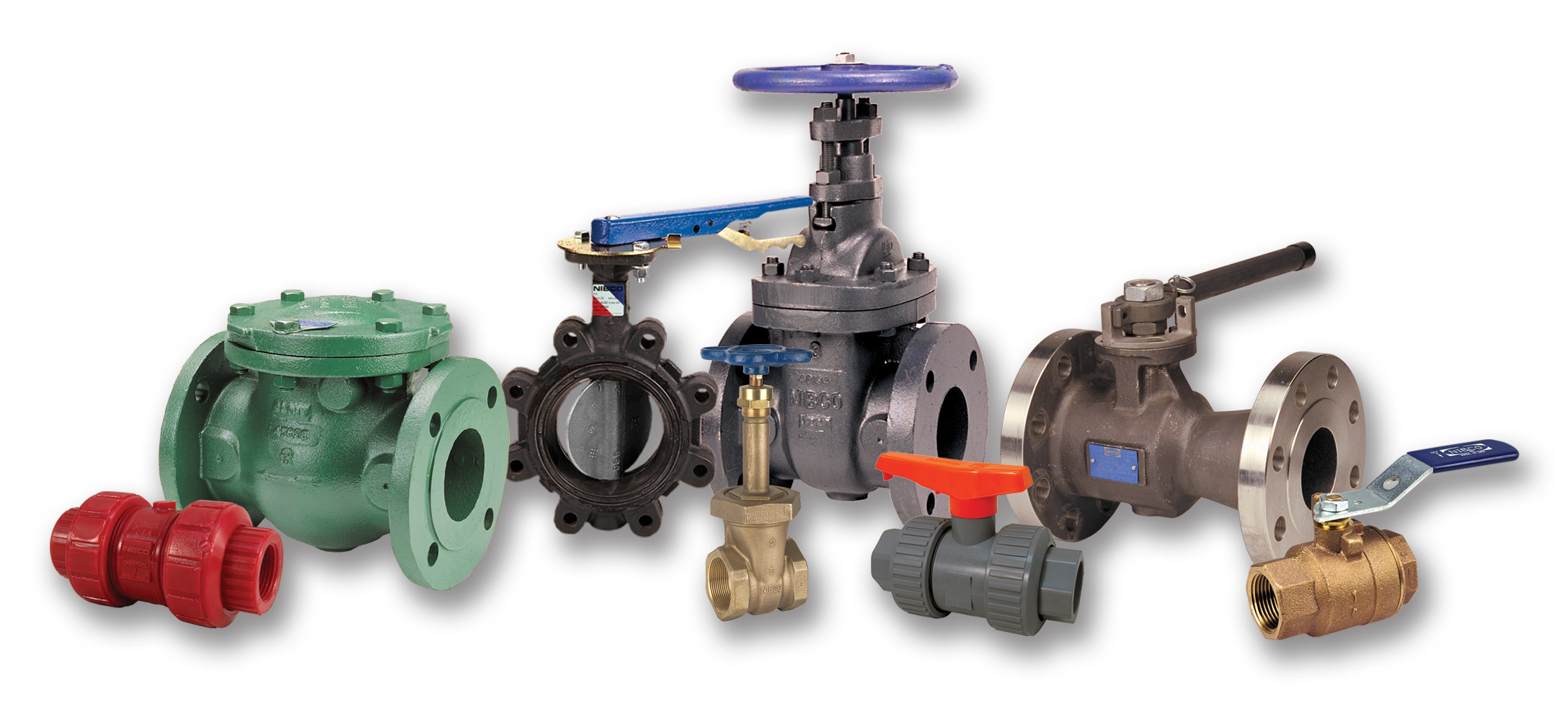 NIBCO Industrial Valves and Actuation
