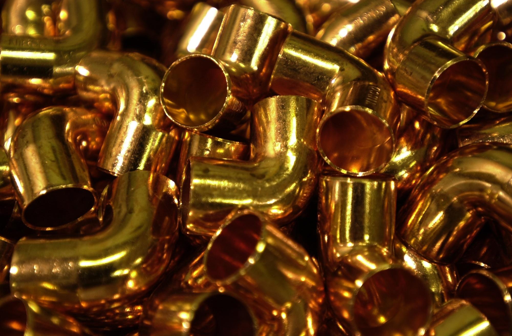 DIY Copper Soldering
