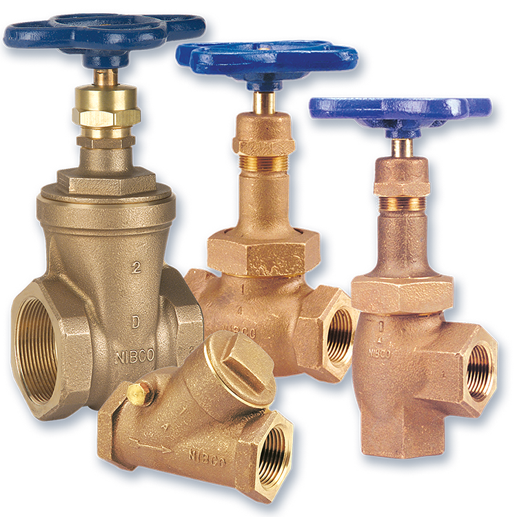 Bronze Pressure Rated Valves NIBCO Industrial Valves and Actuation