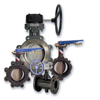 NIBCO Butterfly Valves NIBCO Industrial Valves and Actuation