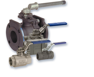 Carbon Stainless Ball Valves NIBCO Industrial Valves and Actuation