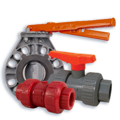 Chemtrol Valves NIBCO Industrial Valves and Actuation