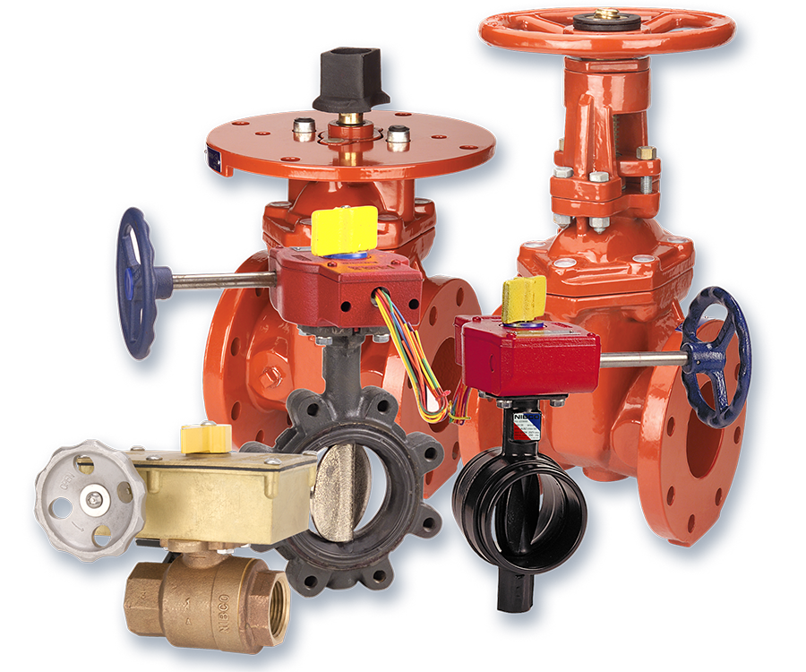 Fire Protection Valves NIBCO Industrial Valves and Actuation