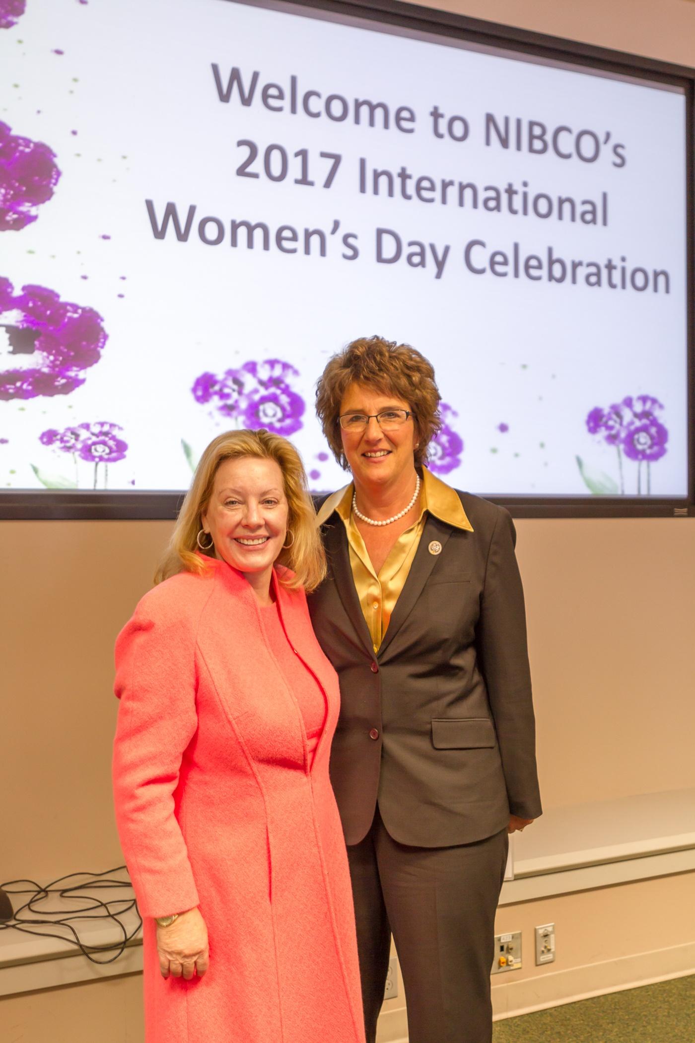 Walorski NIBCO International Women's Day