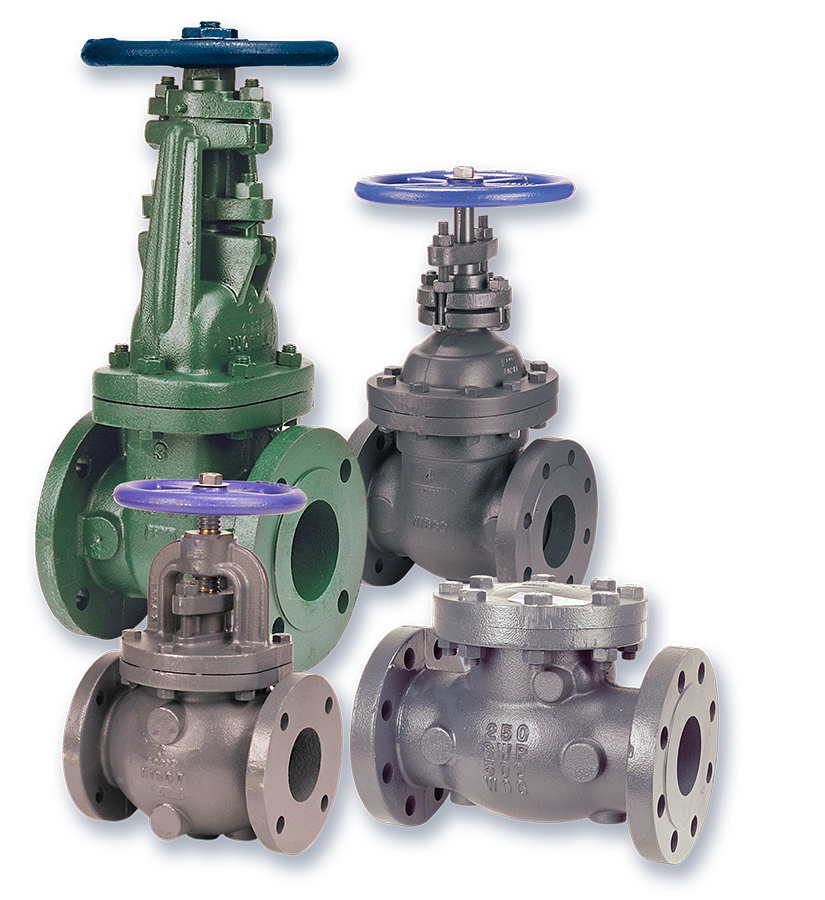Iron Pressure Rated Valves NIBCO Industrial Valves and Actuation