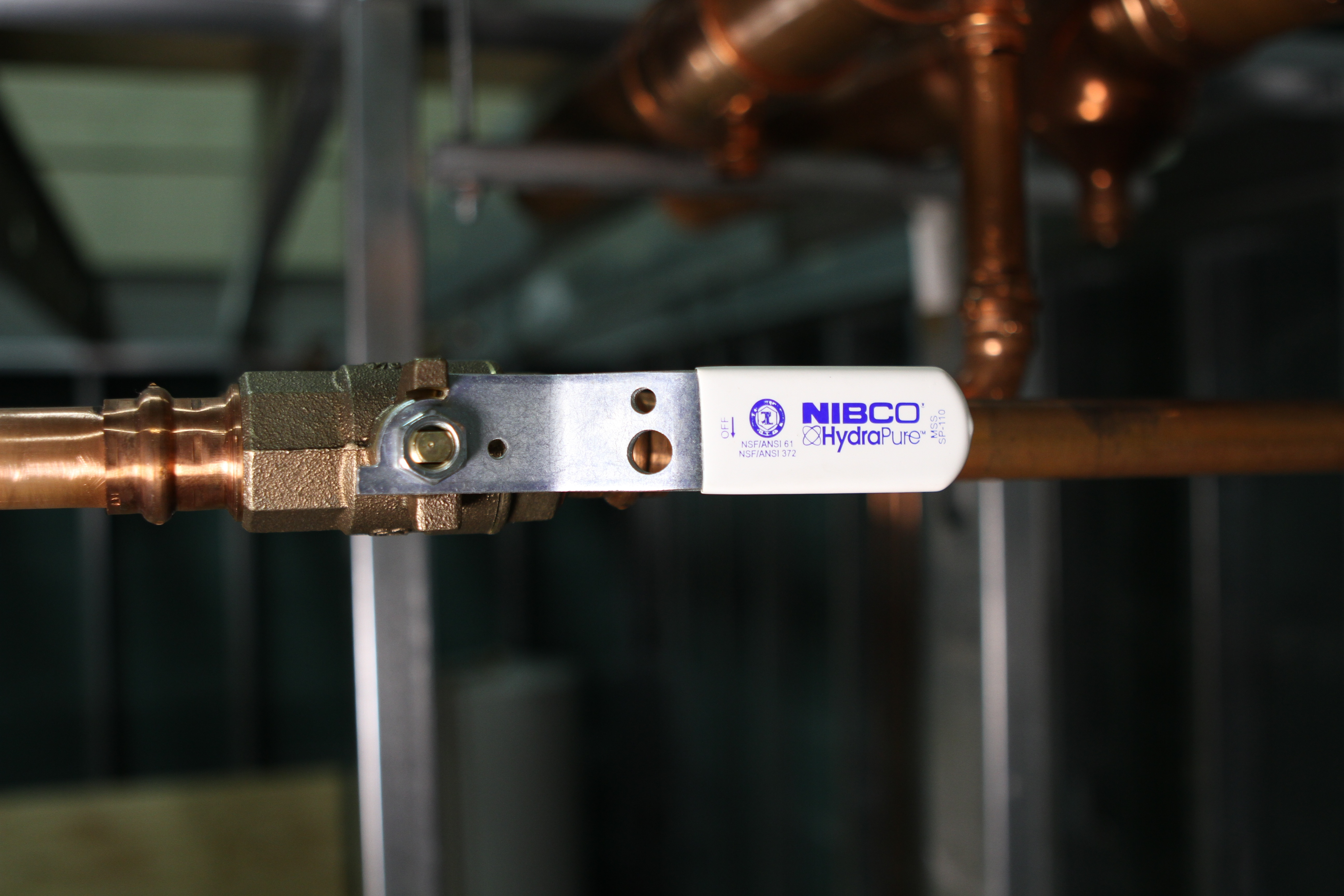 NIBCO Press System Installation