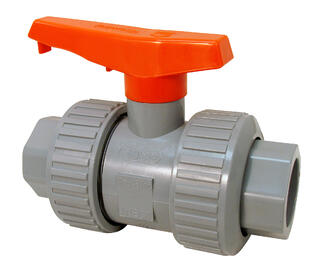 Chemtrol True Union Ball Valves