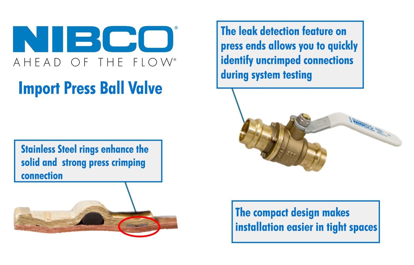 Import Press Ball Valve
